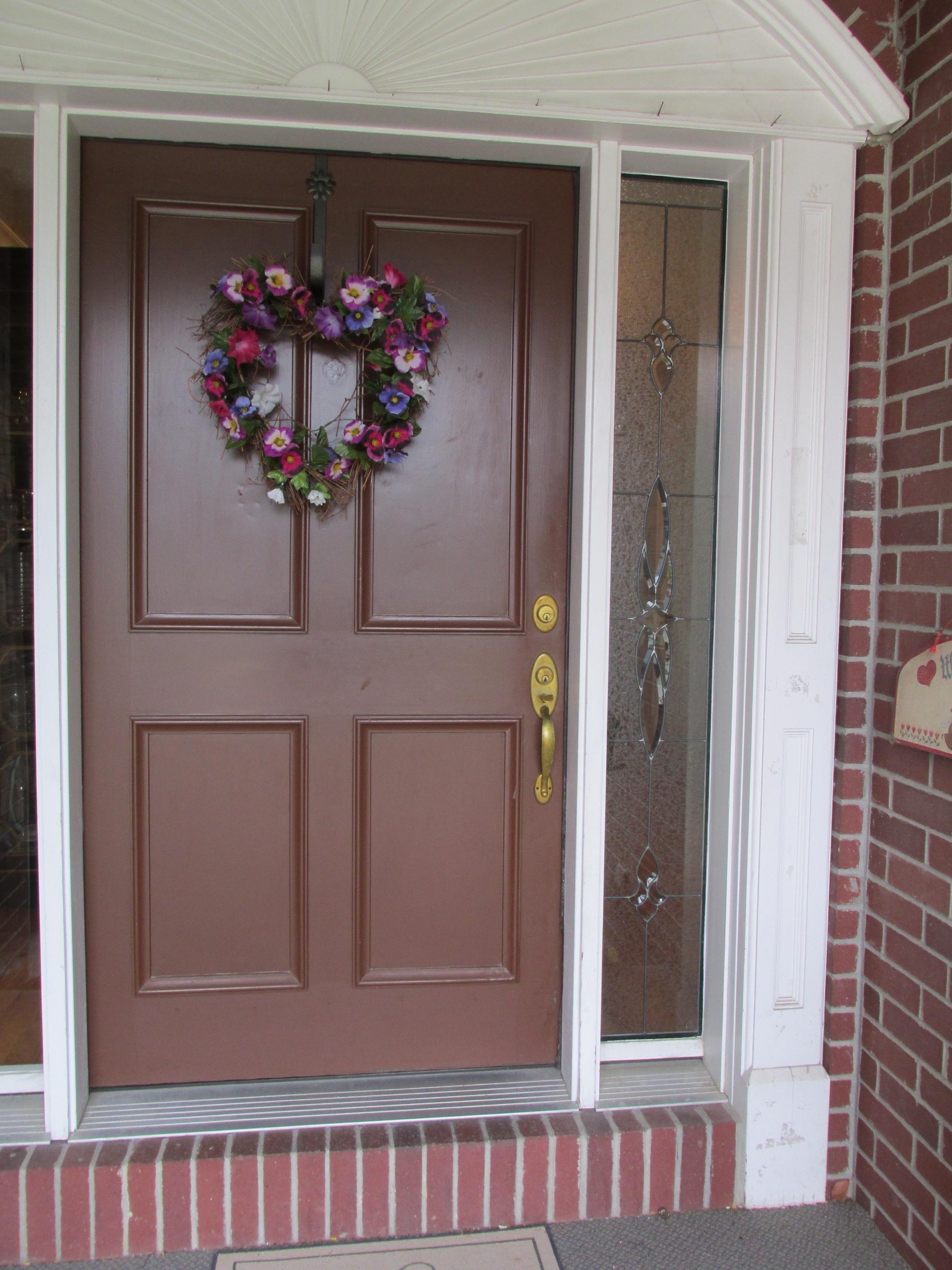 Door 4 Outside