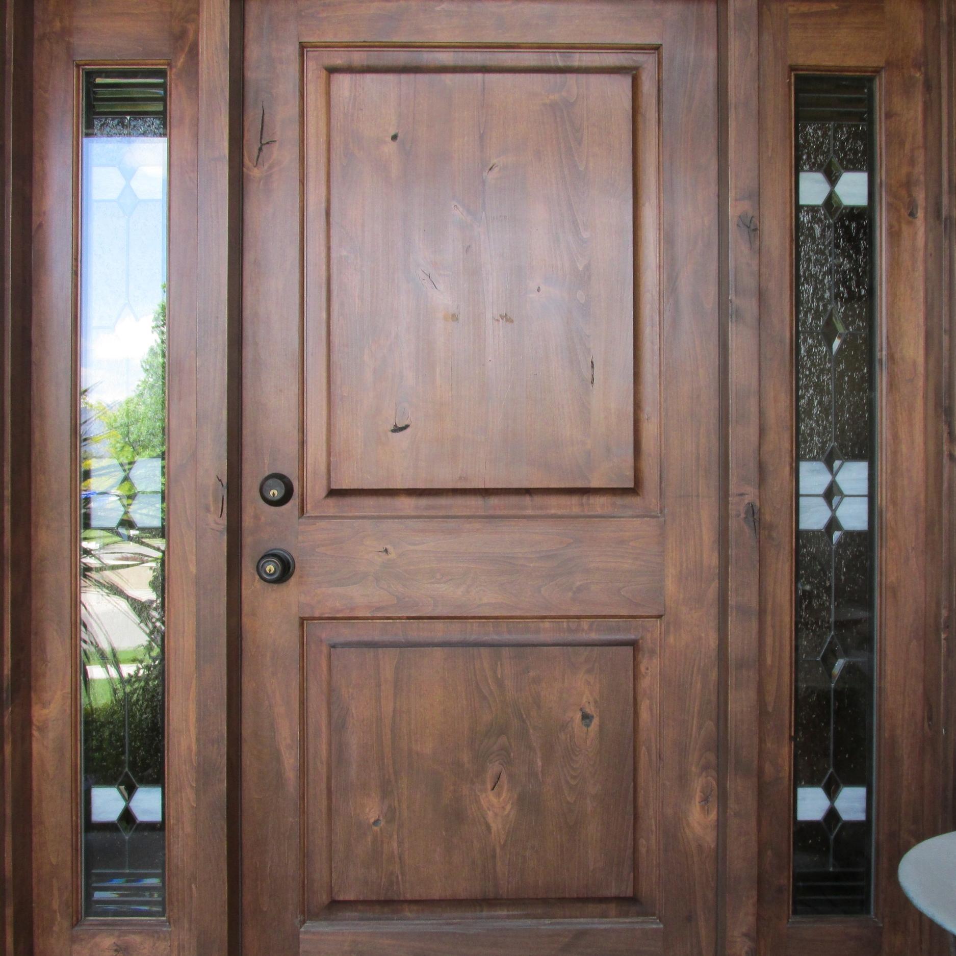 Door 2 Outside
