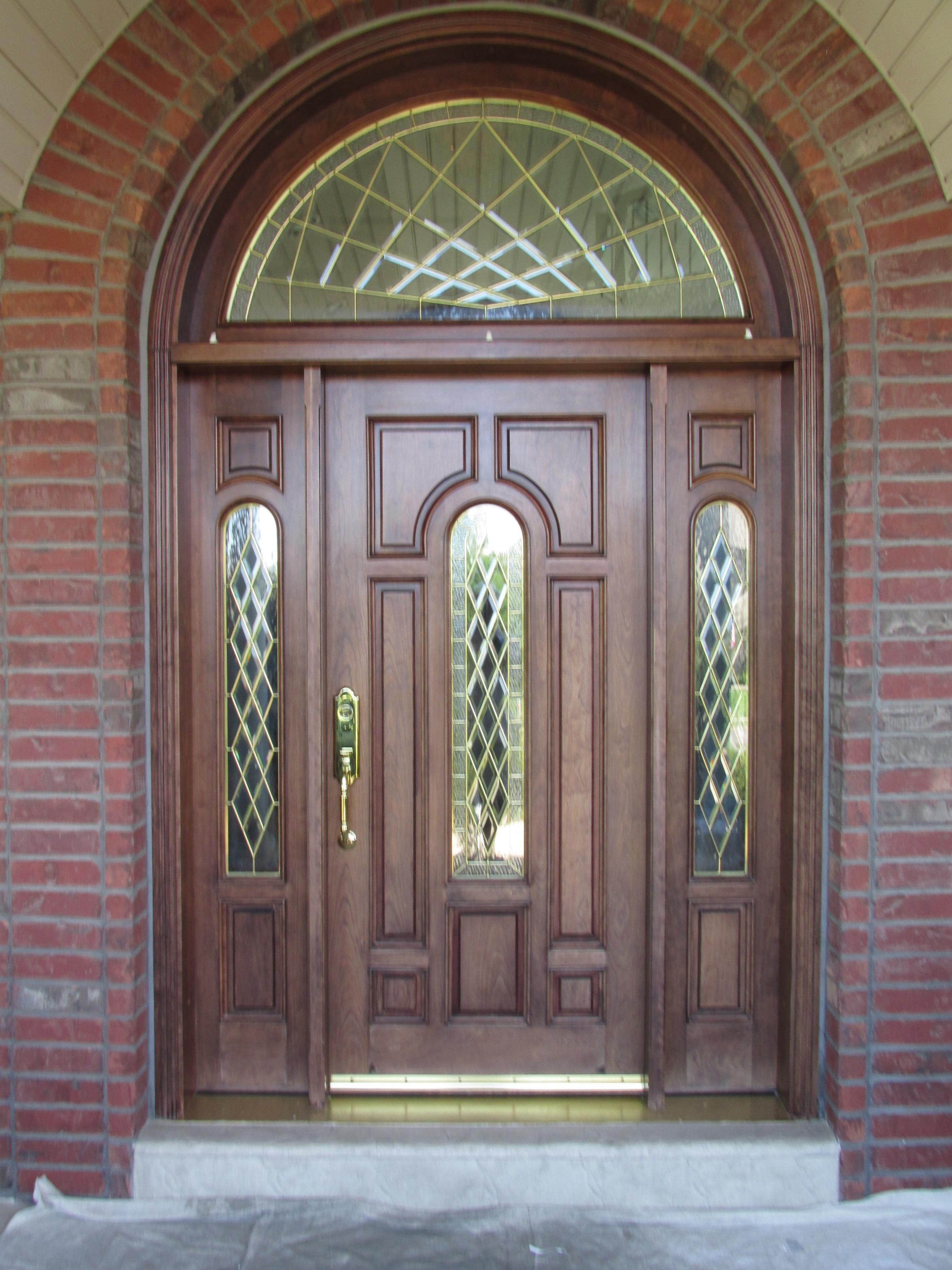 Door 6 Before ...