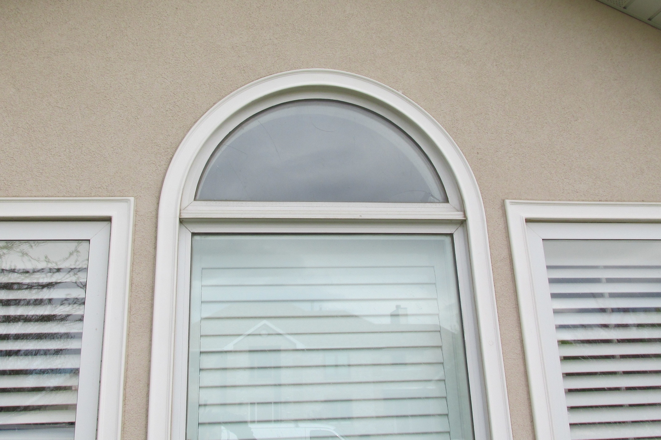 Transom 1 Before ...
