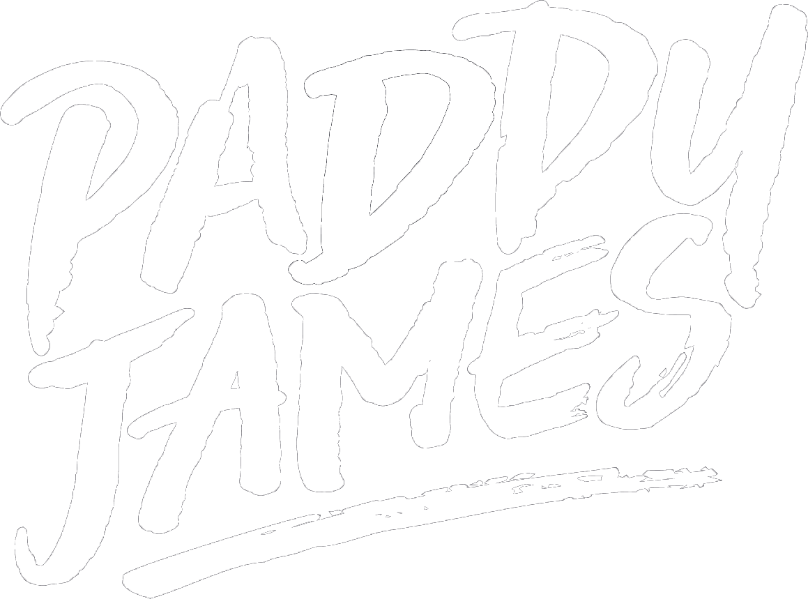 Paddy James Logo, Paddy James, PADDY JAMES