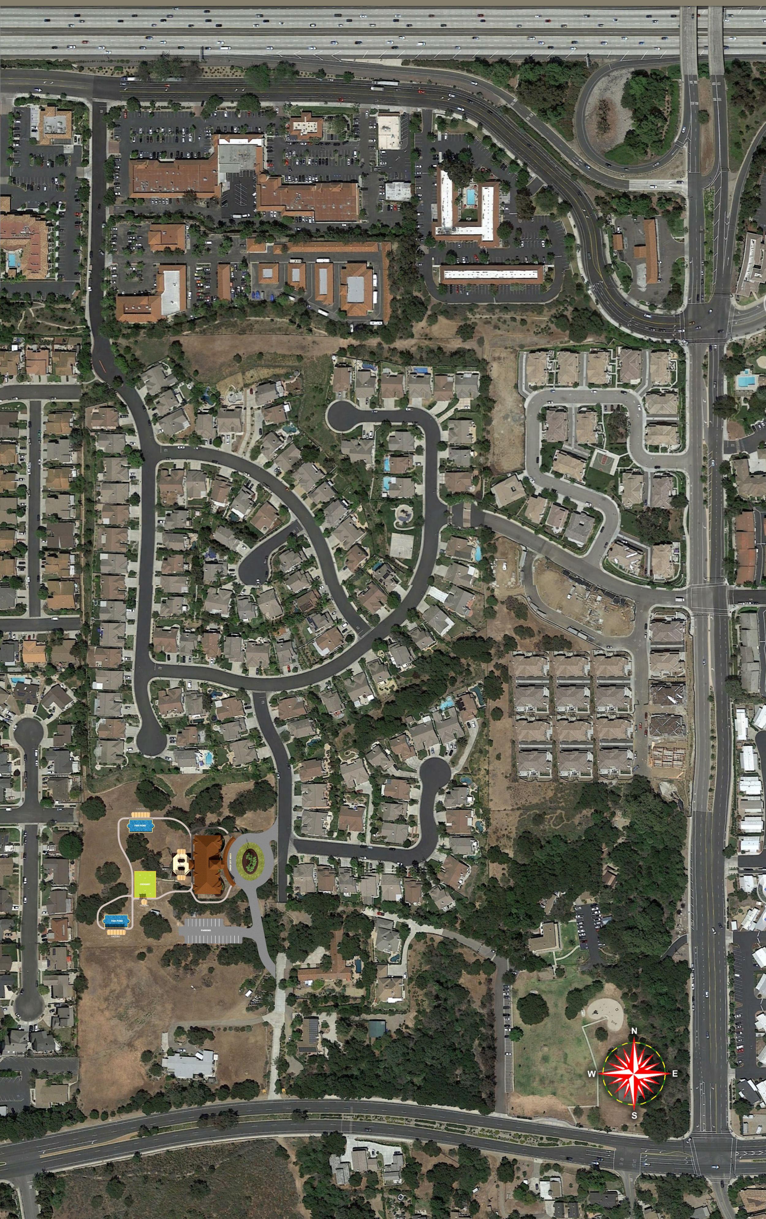 Ariel Lynn Rd & 101 Freeway.jpg