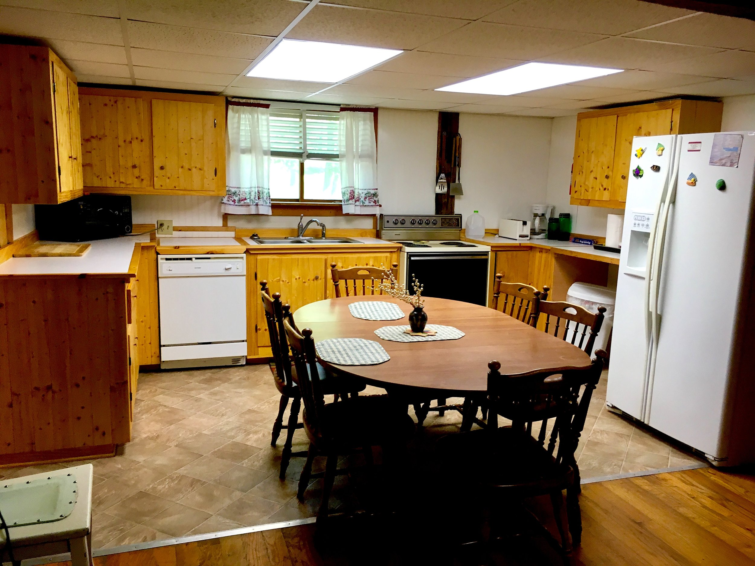 Carraige House Kitchen