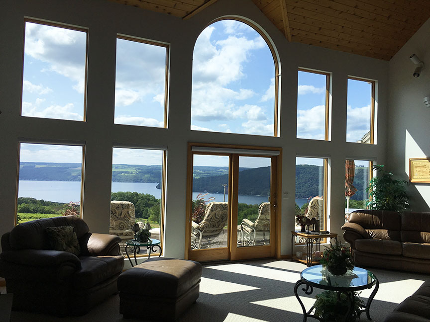 Great Room, 5587 Dutch St, SARAH WELCH, Sarah welch Real Estate, Howard Hanna, Finger Lakes, Wine Country,  lake view property