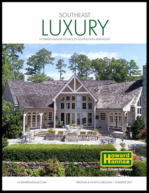 Howard Hanna Magazine, Homes of Distinction, Sarah Welch, sarah welch realtor, howard hanna.png