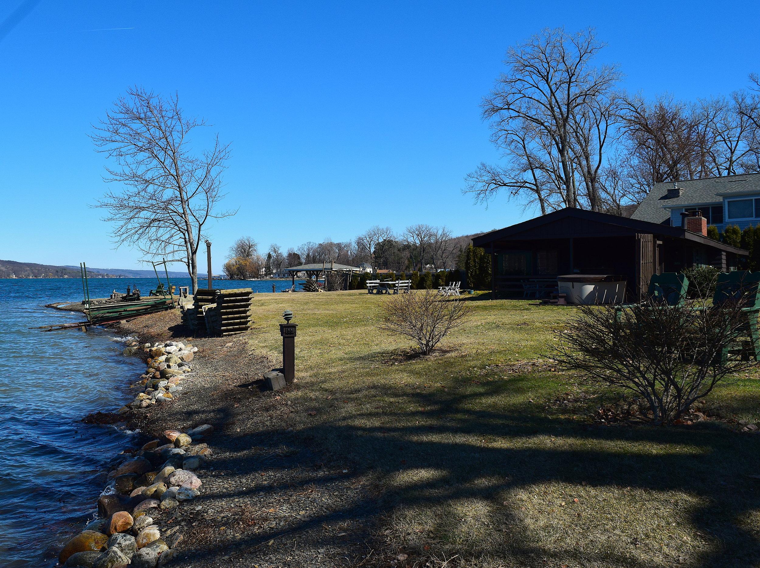 Sarah Welch, Keuka Lake Property, 780 E Lake Rd, Point property.JPG