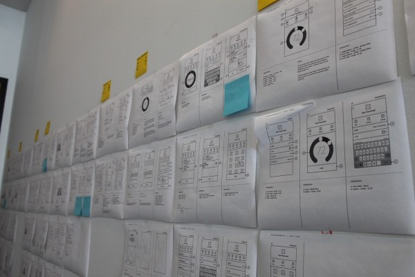 Zuli 's UX documentation, as shared  in their post on Dragon Innovation's blog .
