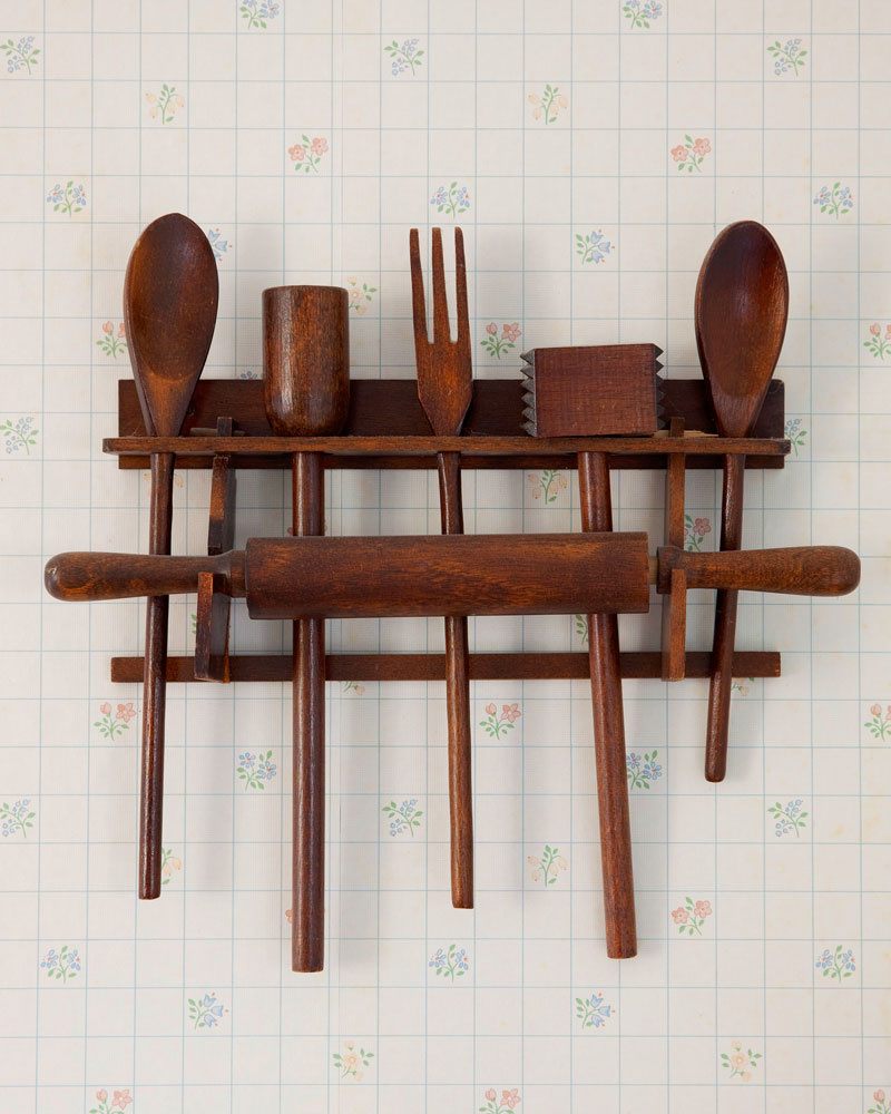 "Title: 153A-19617 (utensils), Archival pigment print, 16x20"", 2011"