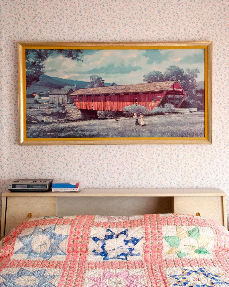 """Title: 153C-19617 (quilt), Archival pigment print, 16x20"""", 2011"""