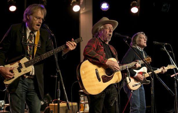 Bob Livingston, Bobby Bridger and John Inmon