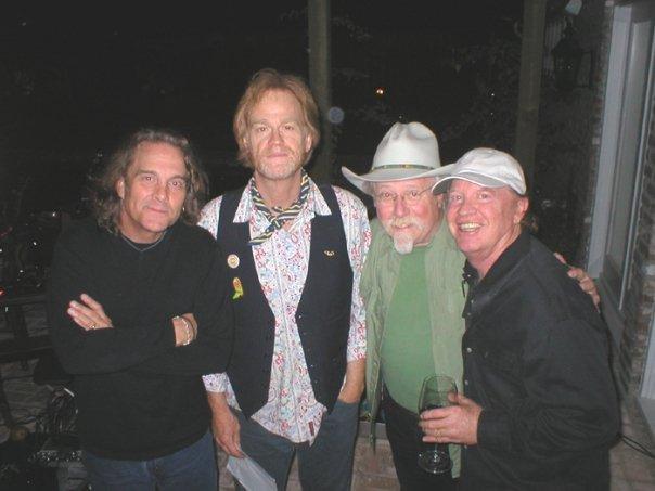 John Inmon, Bob Livingston, Bobby Bridger and Gary P. Nunn