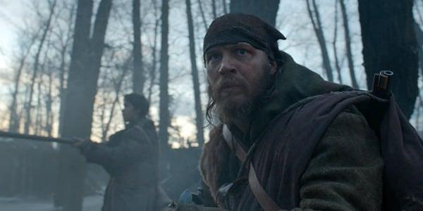 Tom Hardy as John Fitzgerald  Source: Cinema Blend