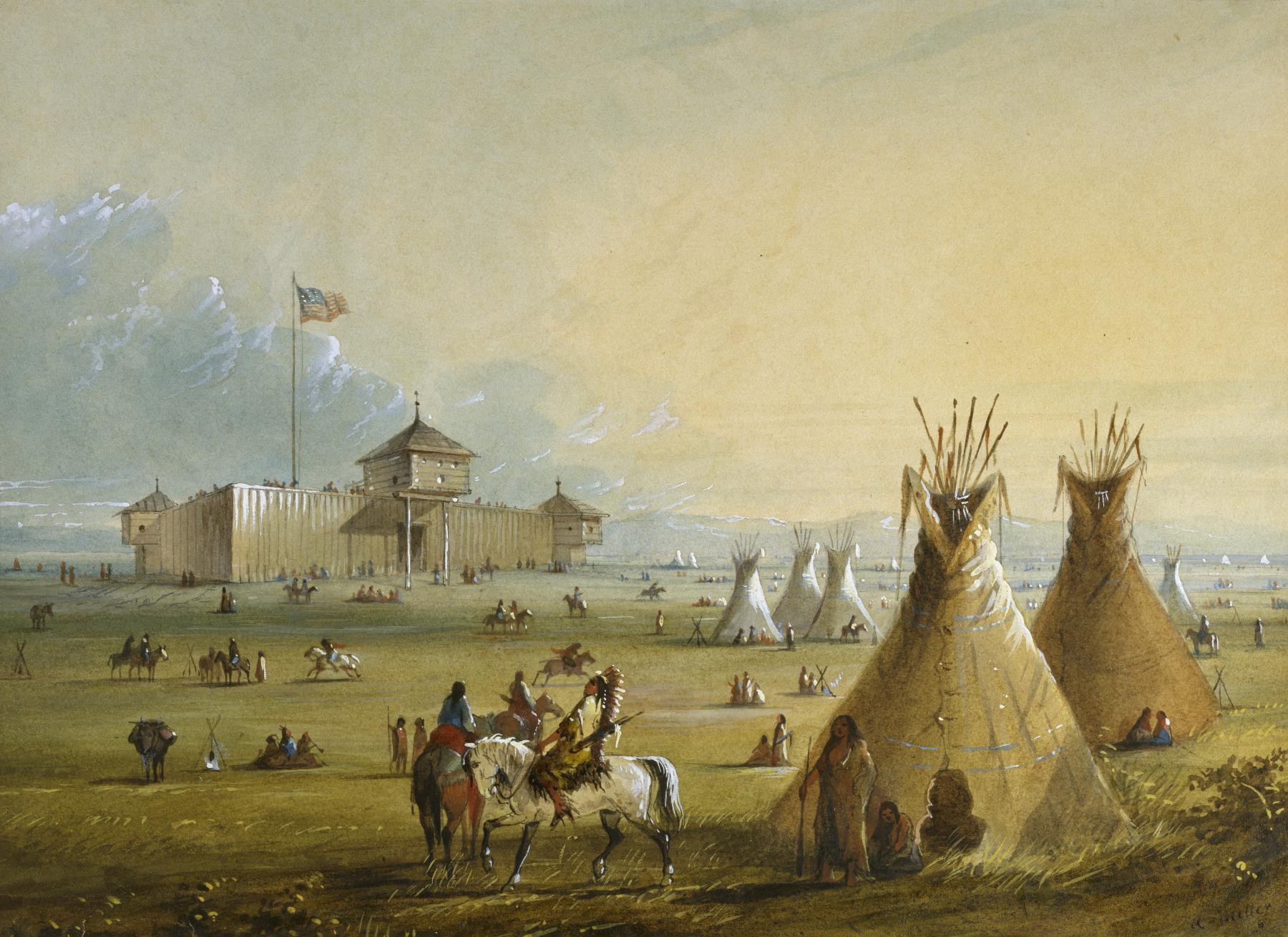 Laramie's Fort