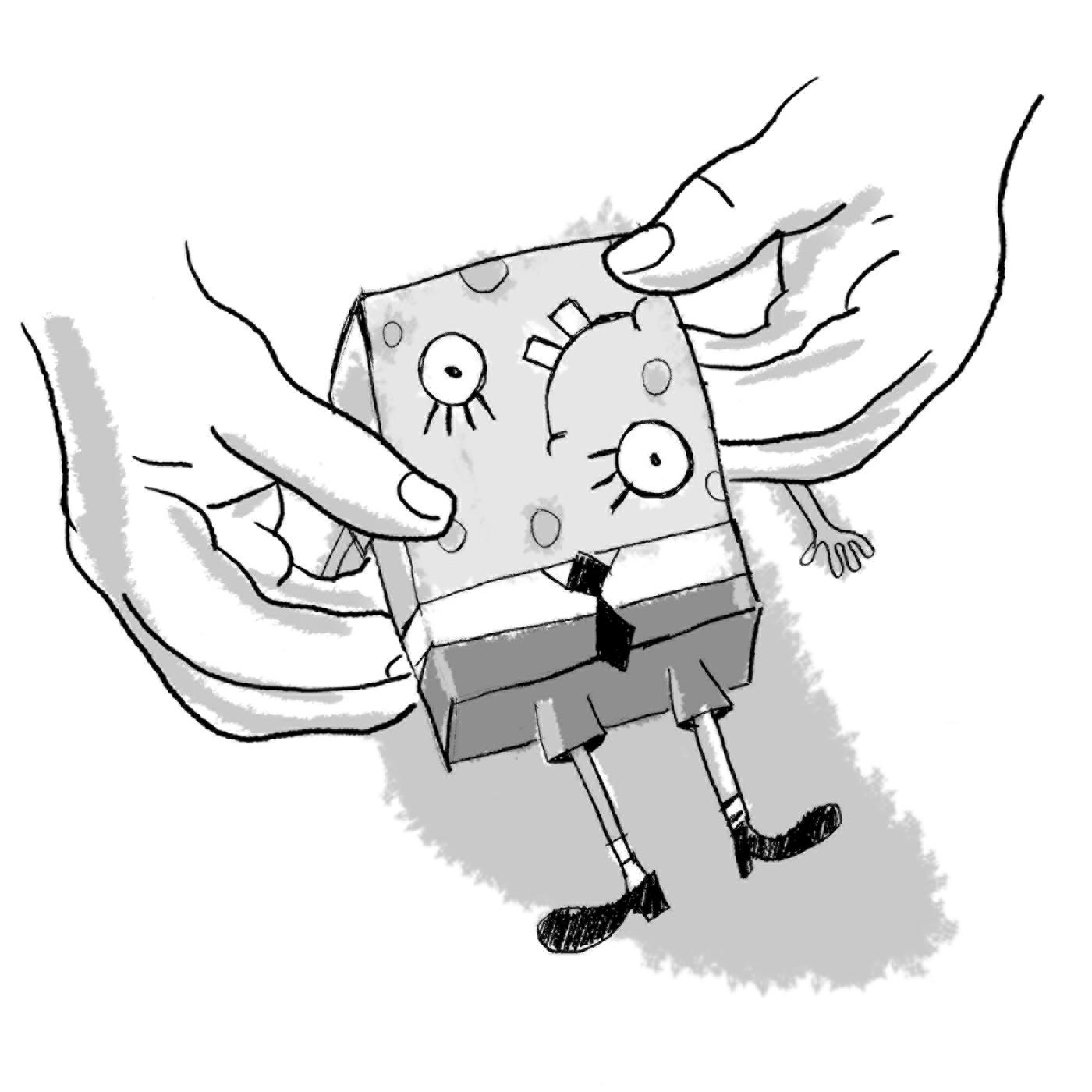 SpongeBob Facelift