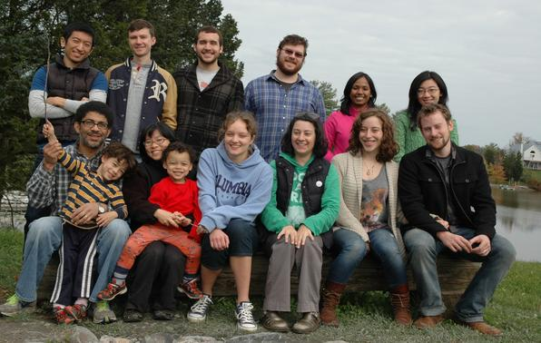 Lab retreat 2011