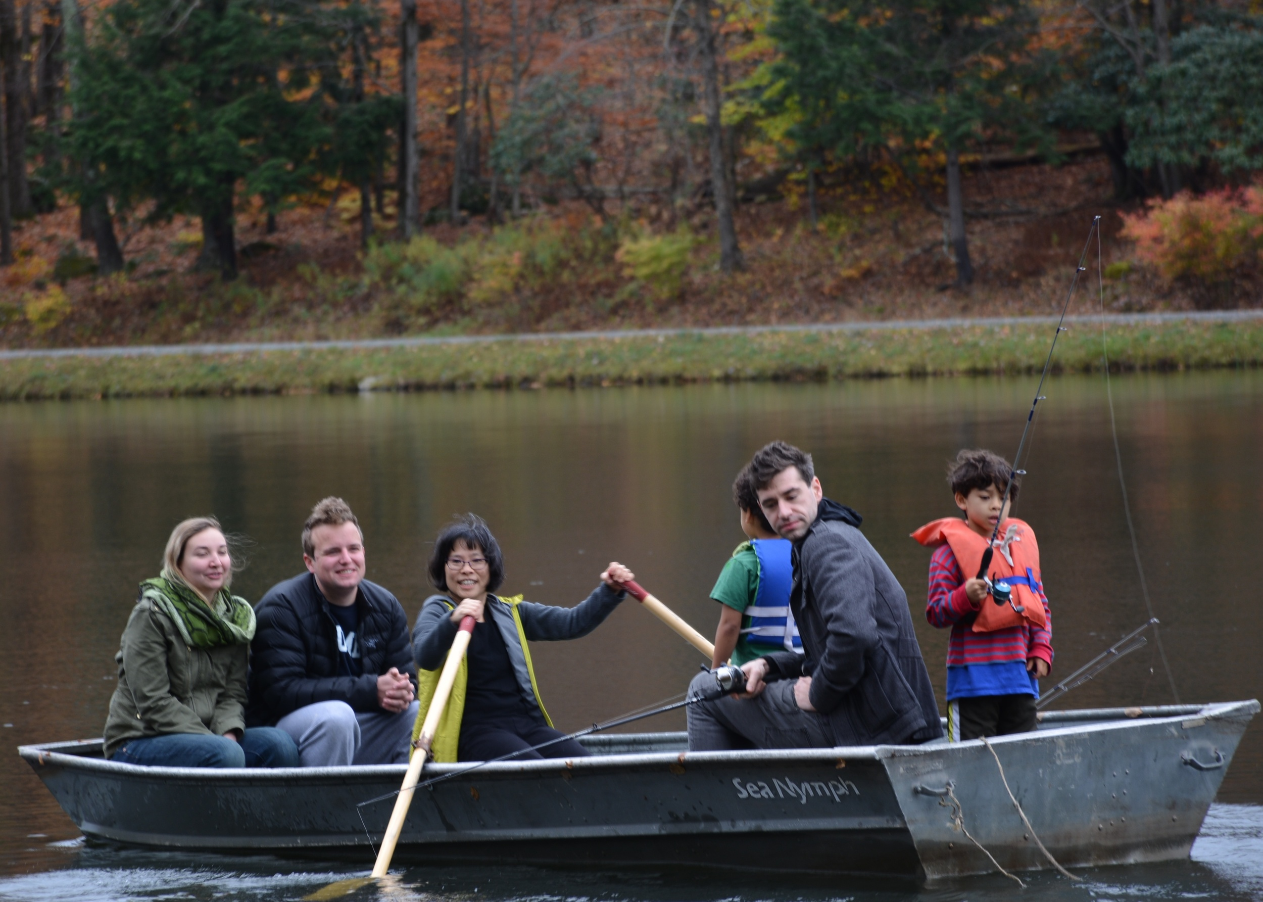 Lab retreat 2014