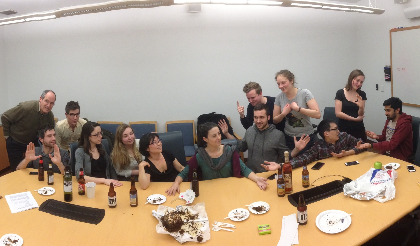 """The Lab Supper"" 2015"