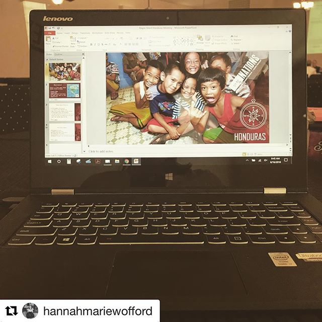 """#Repost @hannahmariewofford ・・・ We left Guatemala in 2014 with no plans of returning to the mission field. We were broken, and tried, and it felt like we were walking through mud physically and emotionally. We hung up our missionary hats for as far as we knew was the last time. • Today I'm sitting in the @gotonations ministry center building a power point for an important meeting our department has next week and watching 13 new missionaries get ready to sign their agreements. • Here's what I want you to know, whatever it is that feels like it's lost...it isn't. Whatever burns in your heart and brings those prickly tears to the back of your eyes when you think about...it's still for you. Something I've learned from experience is that the Father's """"not now"""" is not His """"no"""", even if it feels that way to our fickle, human hearts. Hold on to hope, dear friend. He doesn't withhold. • Hope deferred makes the heart sick but a longing figured is a tree of life. - Proverbs 13:12"""
