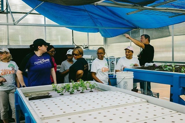 Our World Headquarters team had a great time taking a trip to see @edengardensjax, the home to our relief and development arm, GloDev Inc. It is also the future home of our administrative offices! To find out about aquaponics take a look at our Glodev highlights on our page!