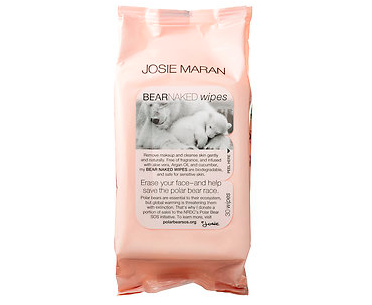 Because we love all things Josie Maran and are suckers for biodegradable… 12 bucks for 30 wipes!