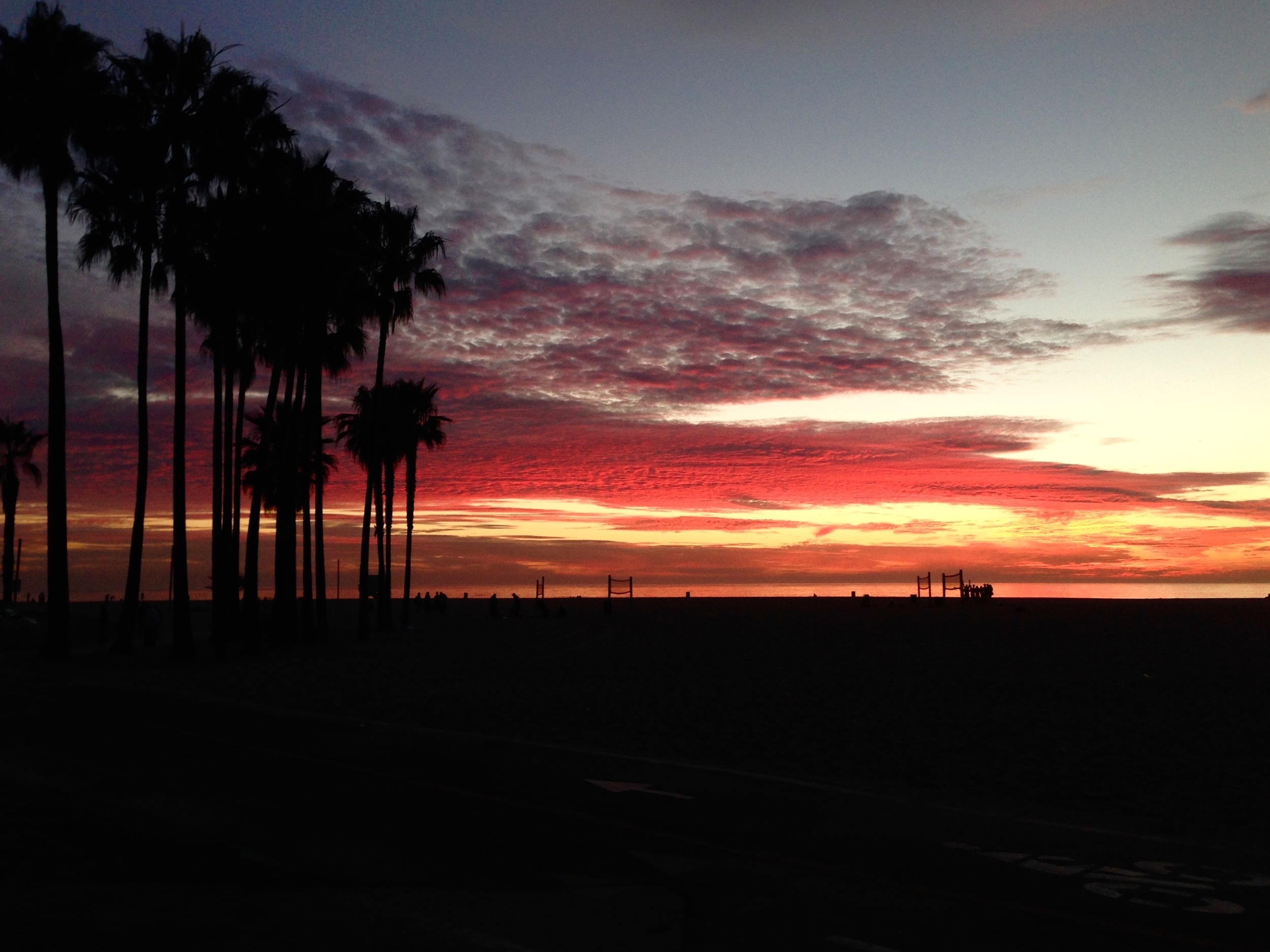 Sunset in Venice Beach, California - 3 Days*