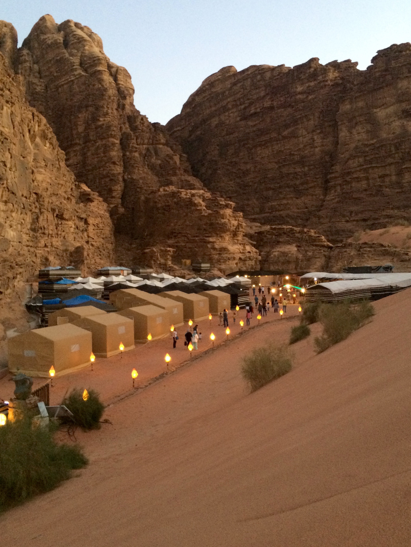 Rahayeb Camp, Wadi Rum Jordan - 3 Days*