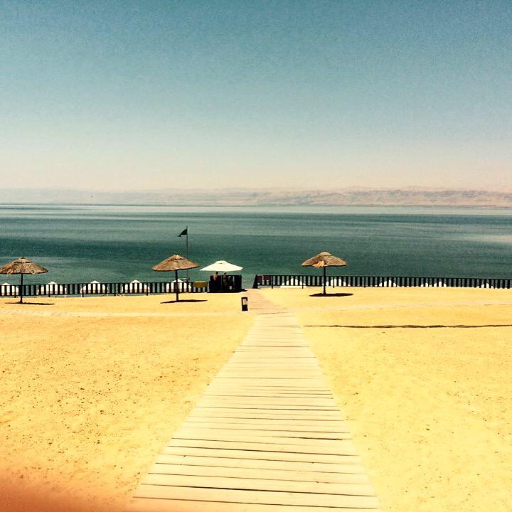 Floating in the Dead Sea, Jordan - 3 Days*