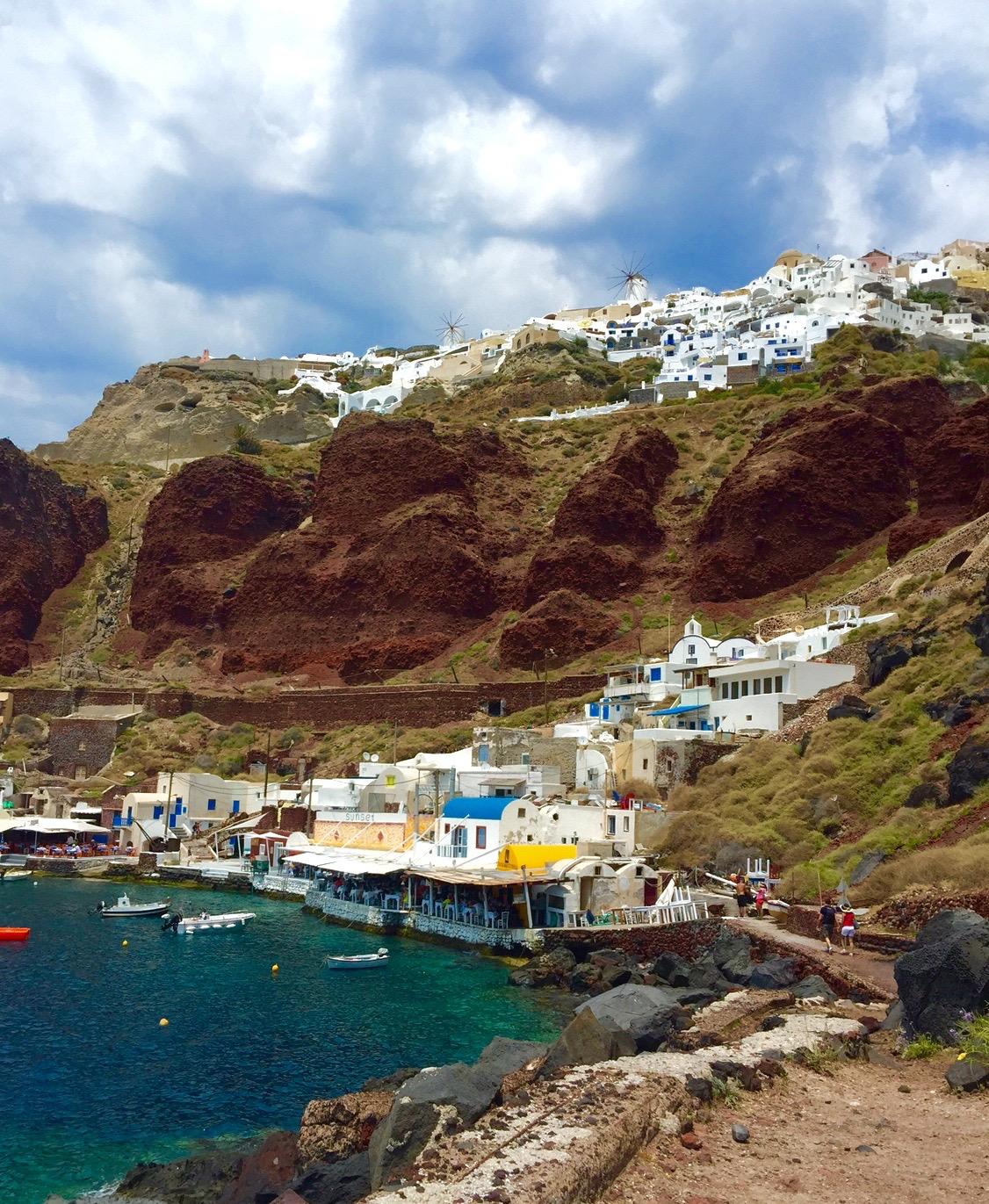 Fishing village, Amoudi Bay Greek Islands Greece - 3 Days*