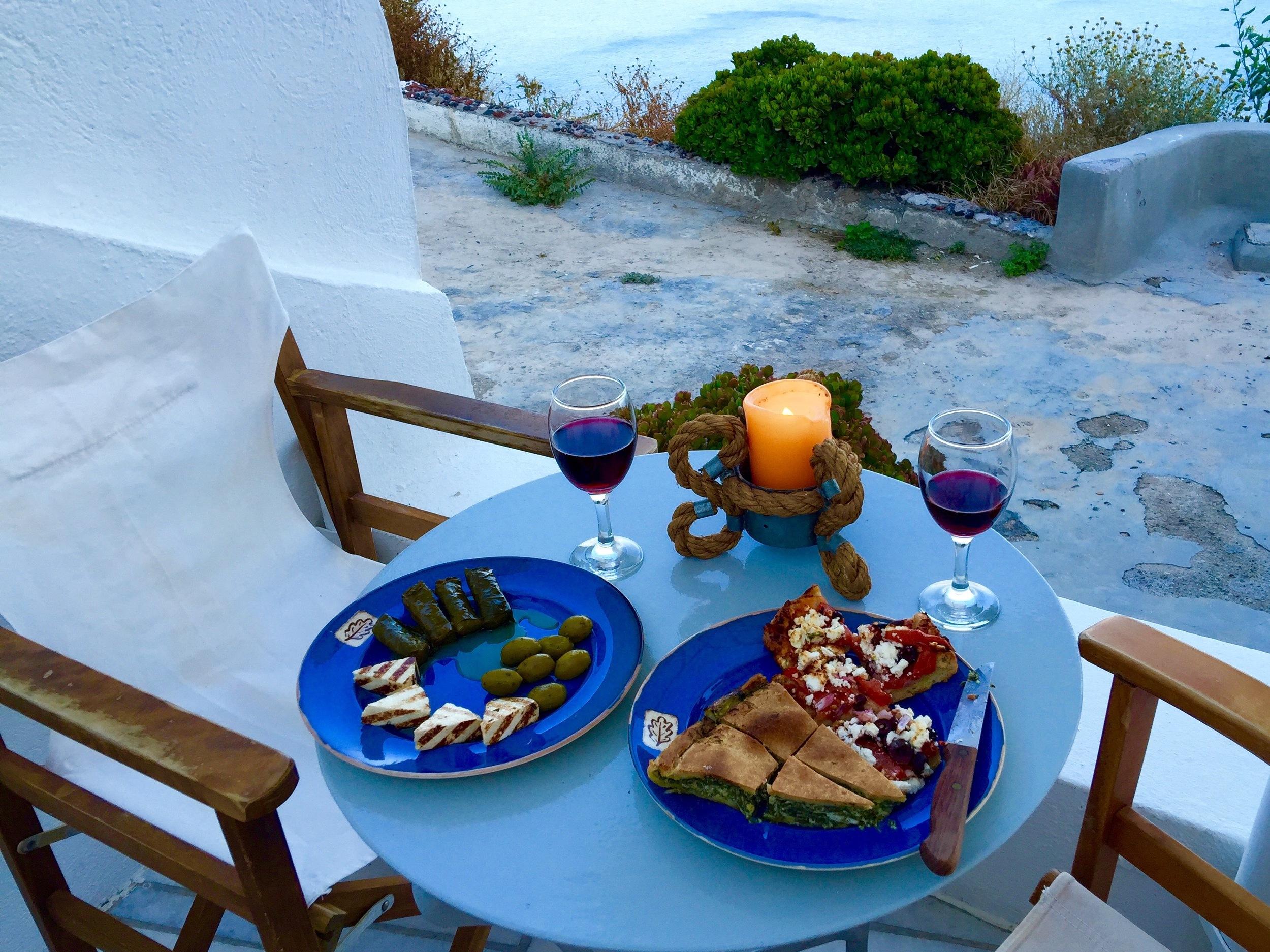 Wine and Food, Santorini Greek Islands, Greece - 3 Days*