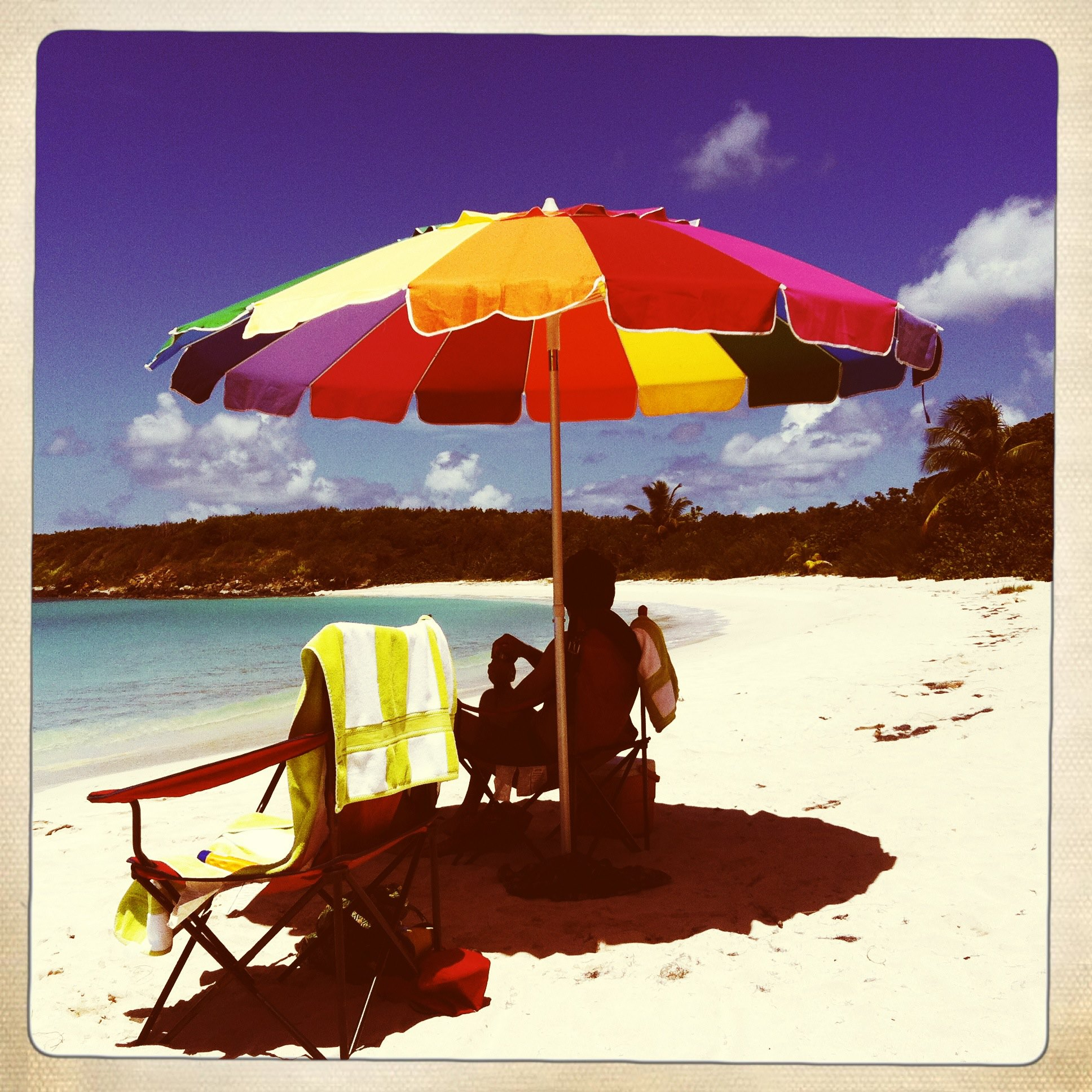 Relaxing, beach and ocean, Vieques - 3 Days*