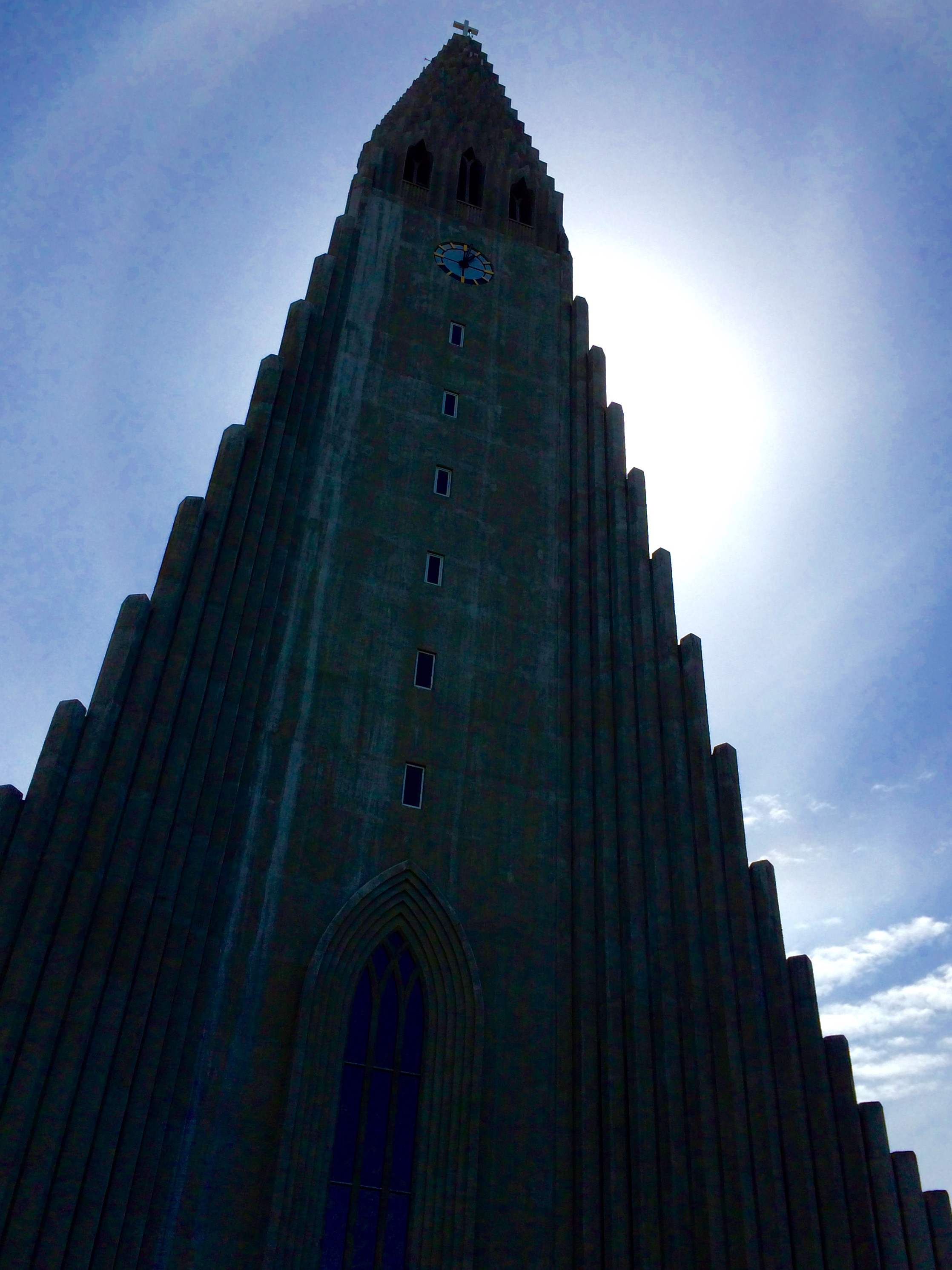 Hallgrimskirka Church,Reykjavik Iceland - 3 Days*