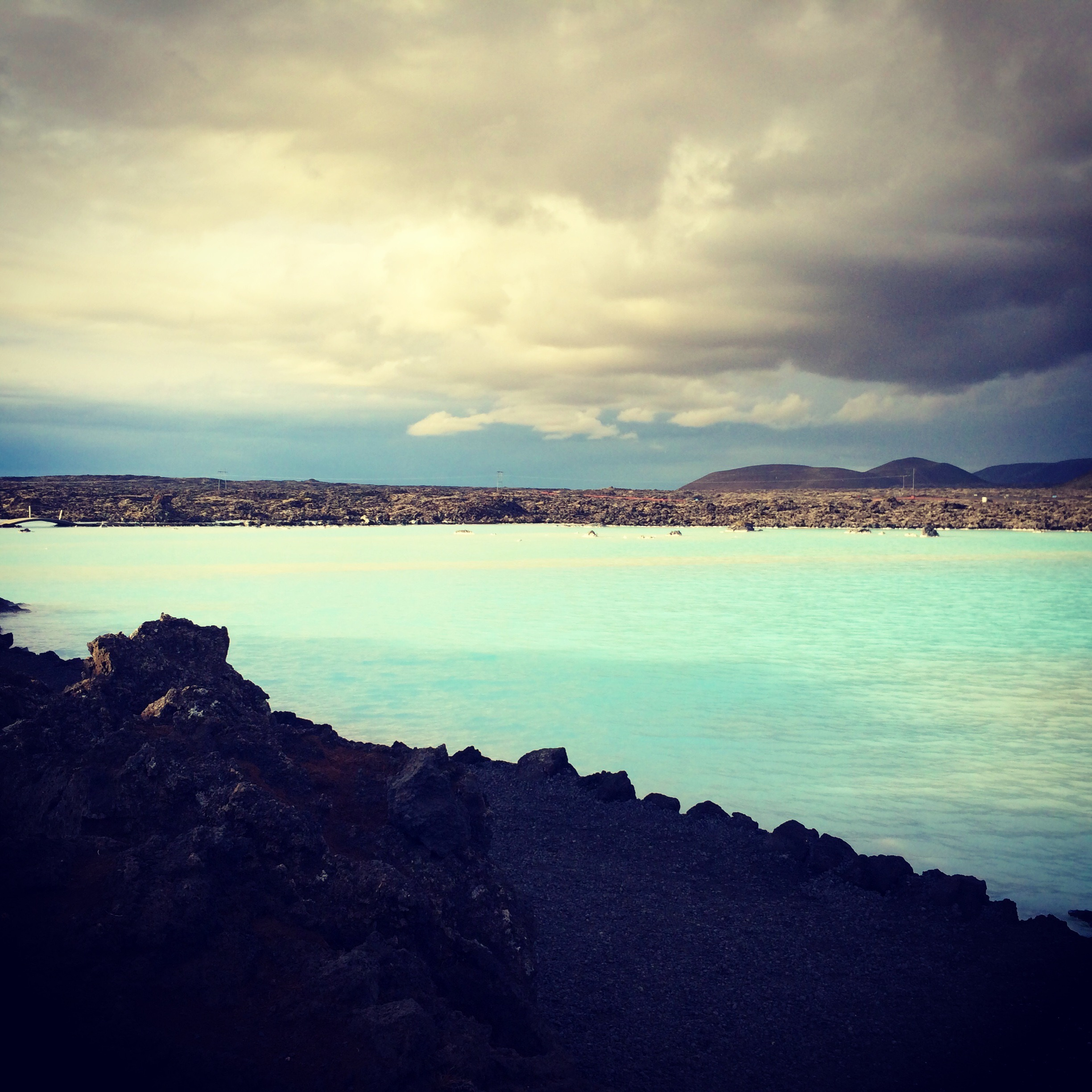 Clouds over the Blue Lagoon, Iceland - 3 Days*