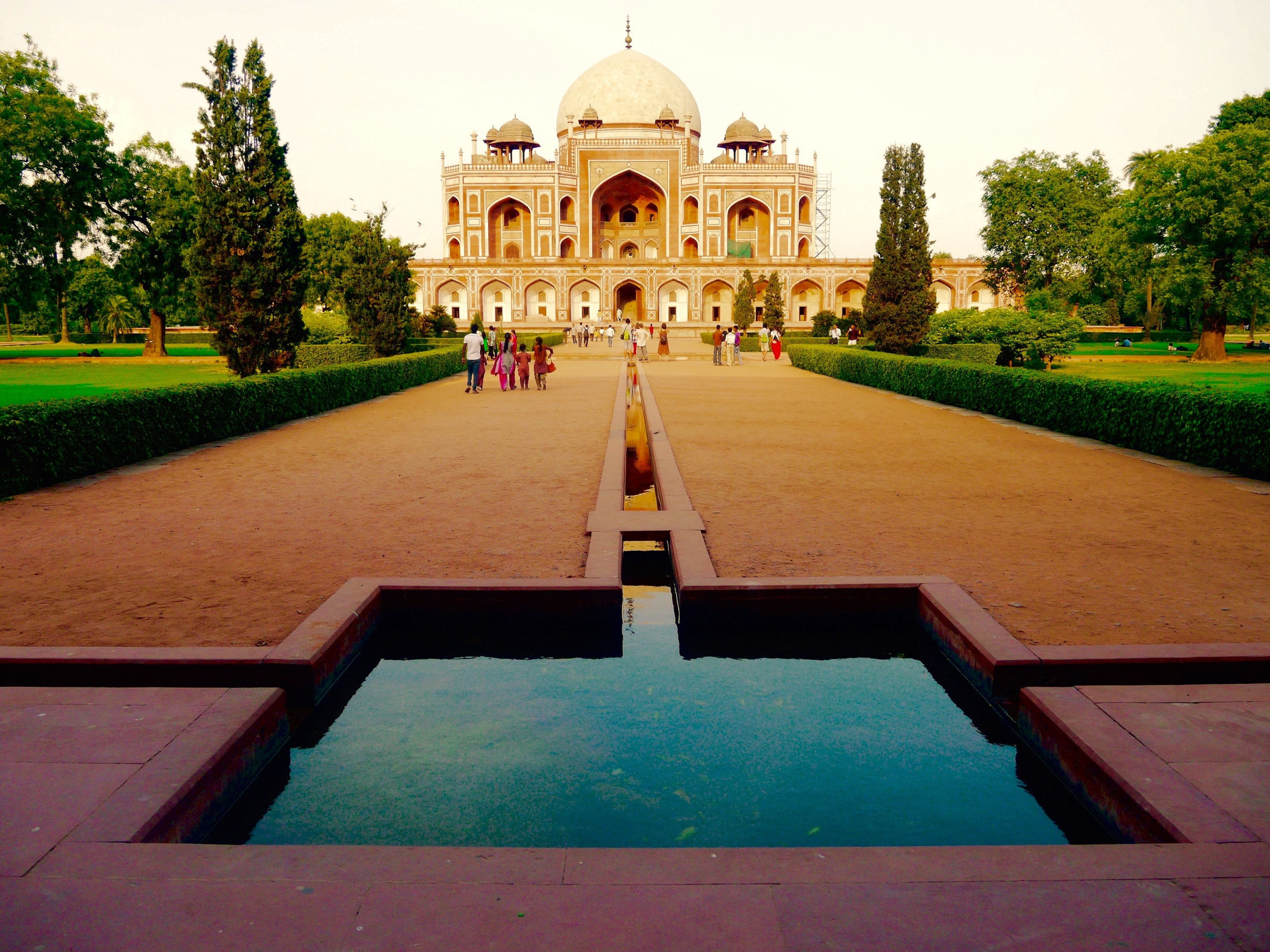 Humayun's Tomb, Delhi India - 3 Days*
