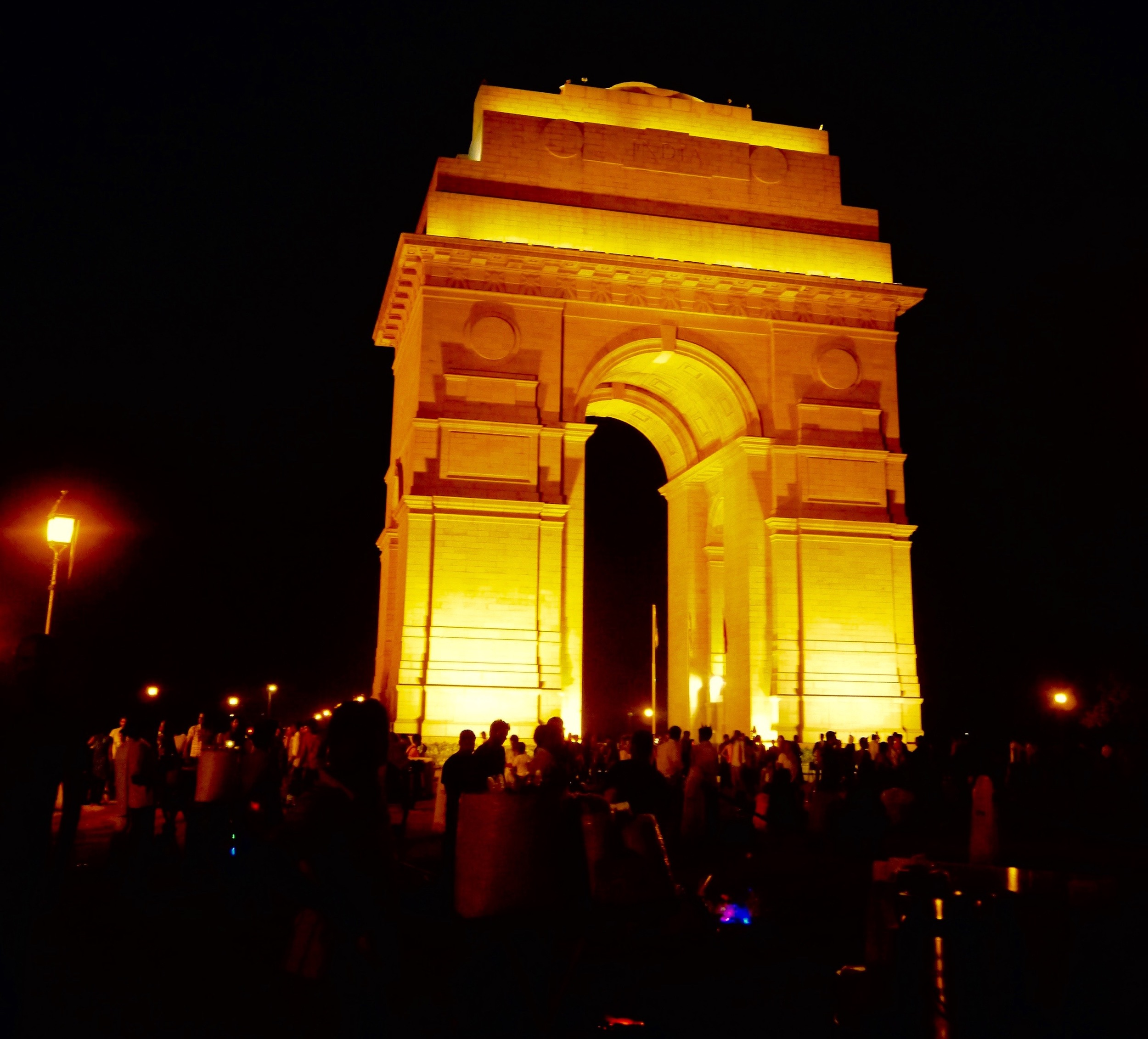 India Gate, Delhi India - 3 Days*