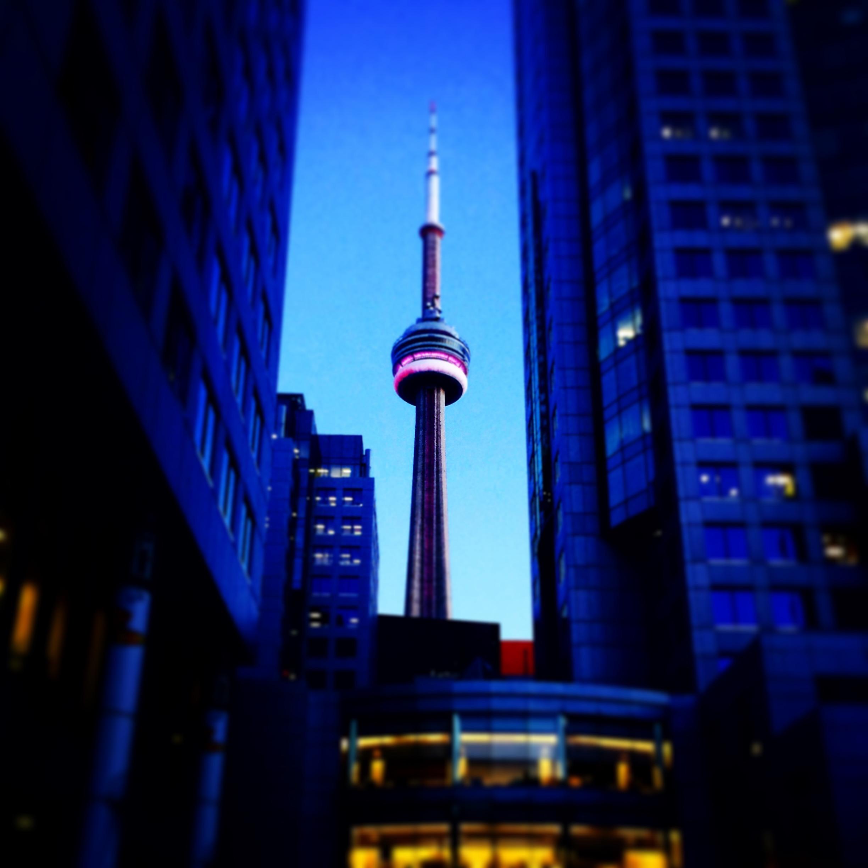 CN Tower, Downtown Toronto Canada - 3 Days*