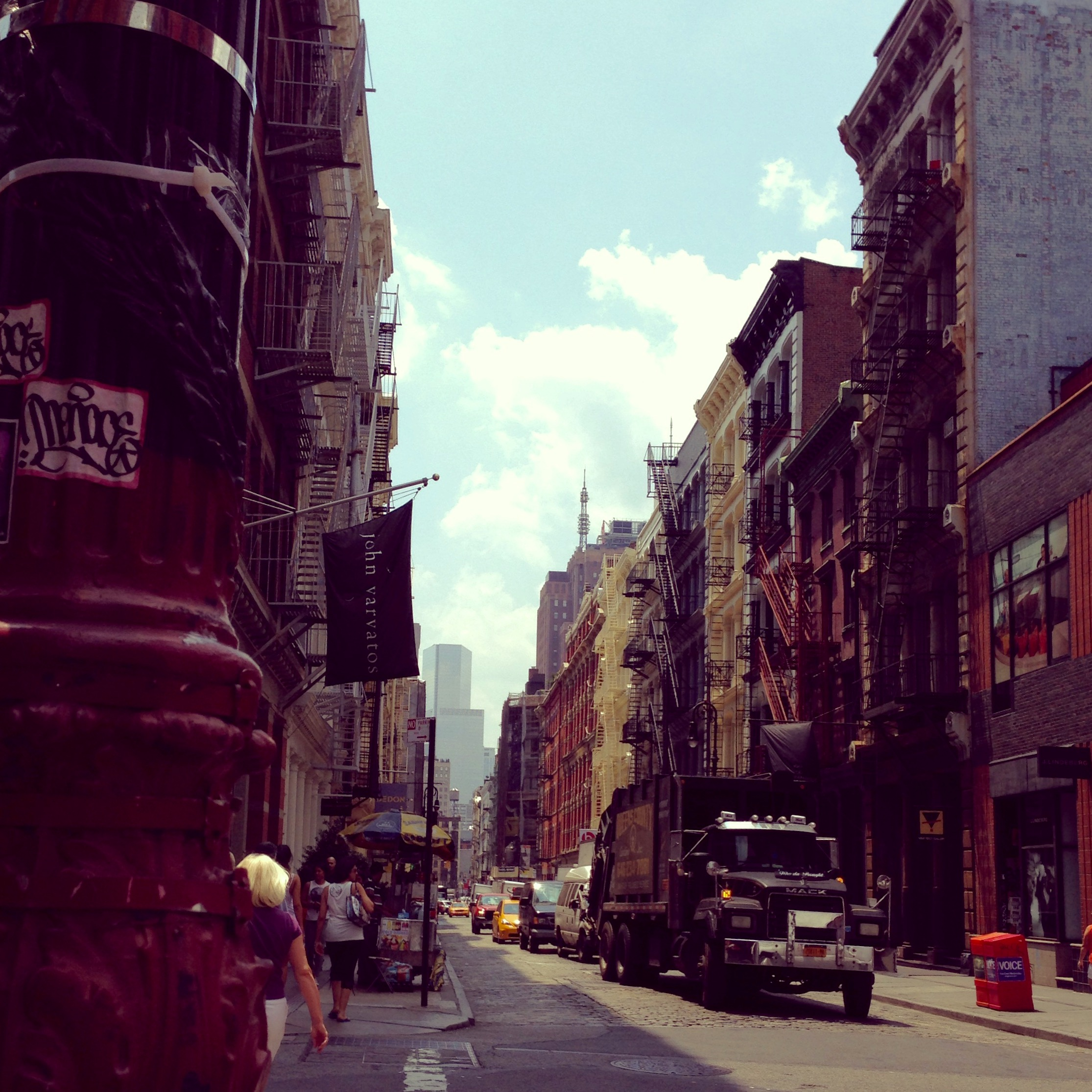 NYC Manhattan Soho 3 Days*