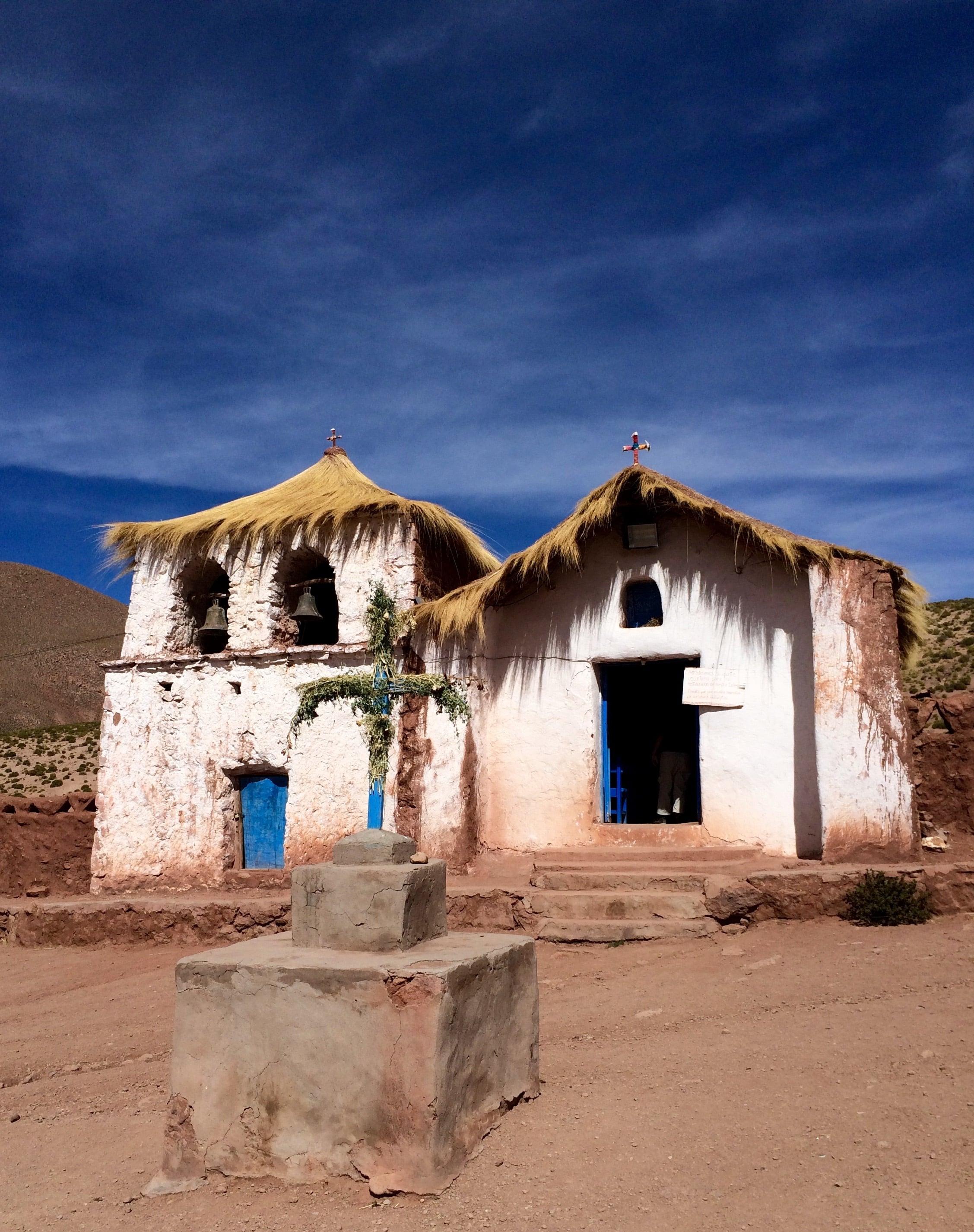 Small Church, San Pedro de Atacama Chile - 3 Days*