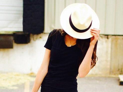 The Panama hat is actually of Ecuadorean origin - 3 Days*
