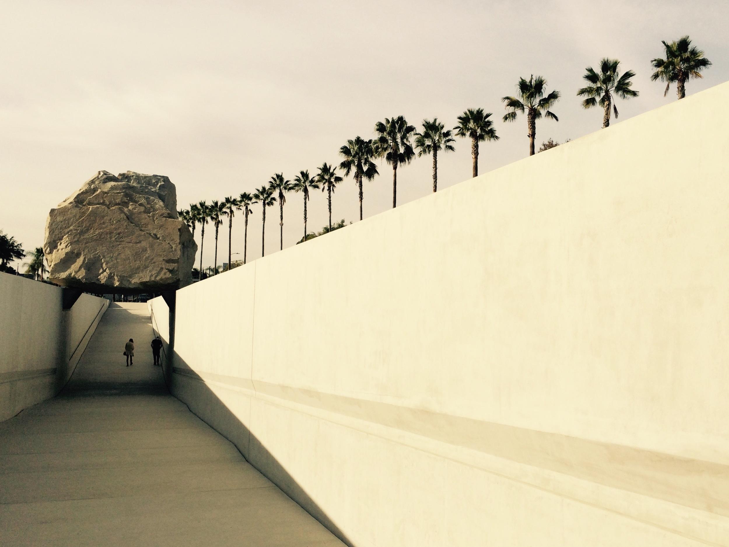 LACMA museum, Los Angeles - 3 Days*