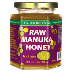Raw's +15 Honey from Eco Bee Farms as one of the more affordable options ~$19-22