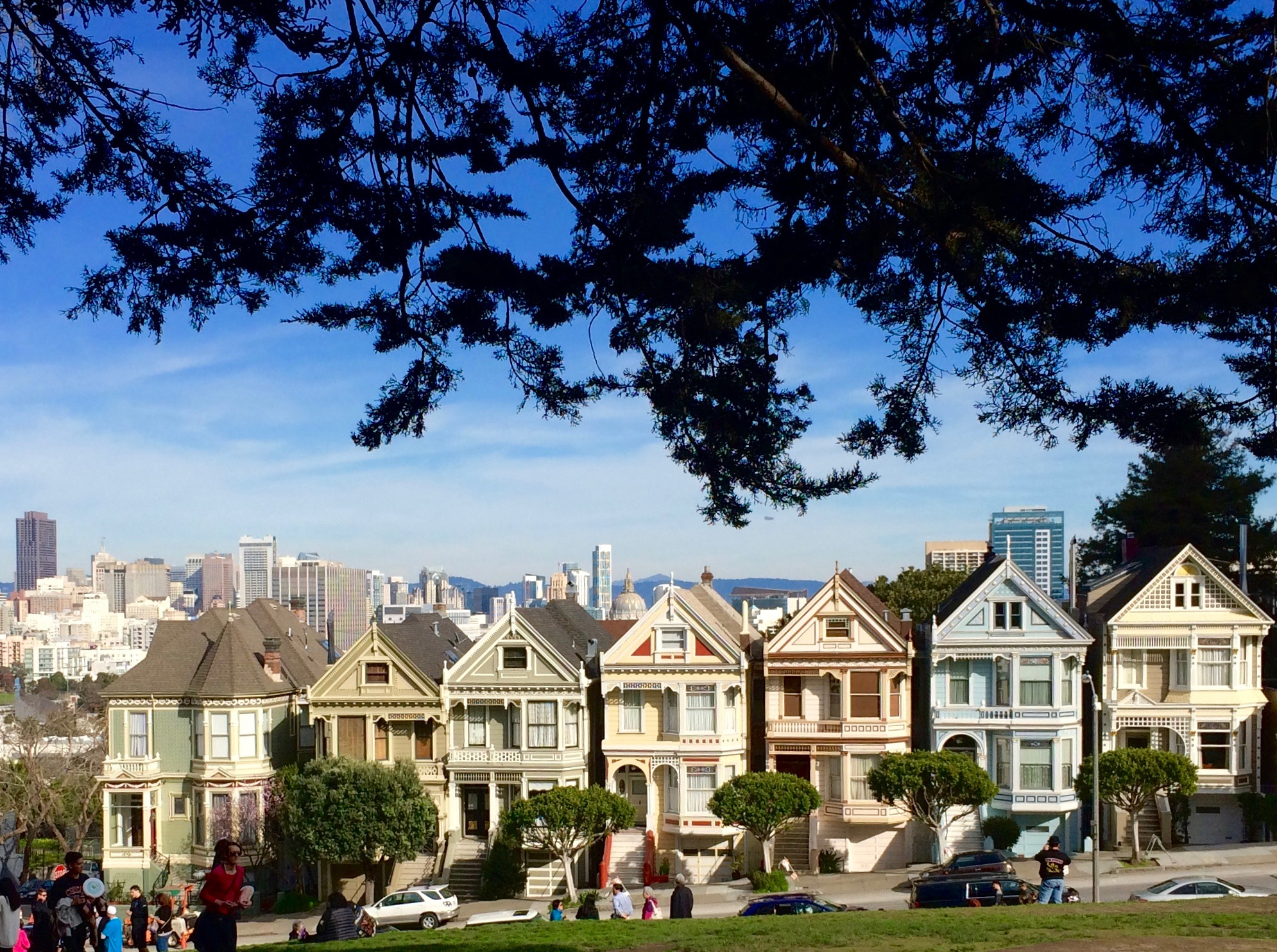 The Painted Ladies, San Francisco California - 3 Days*