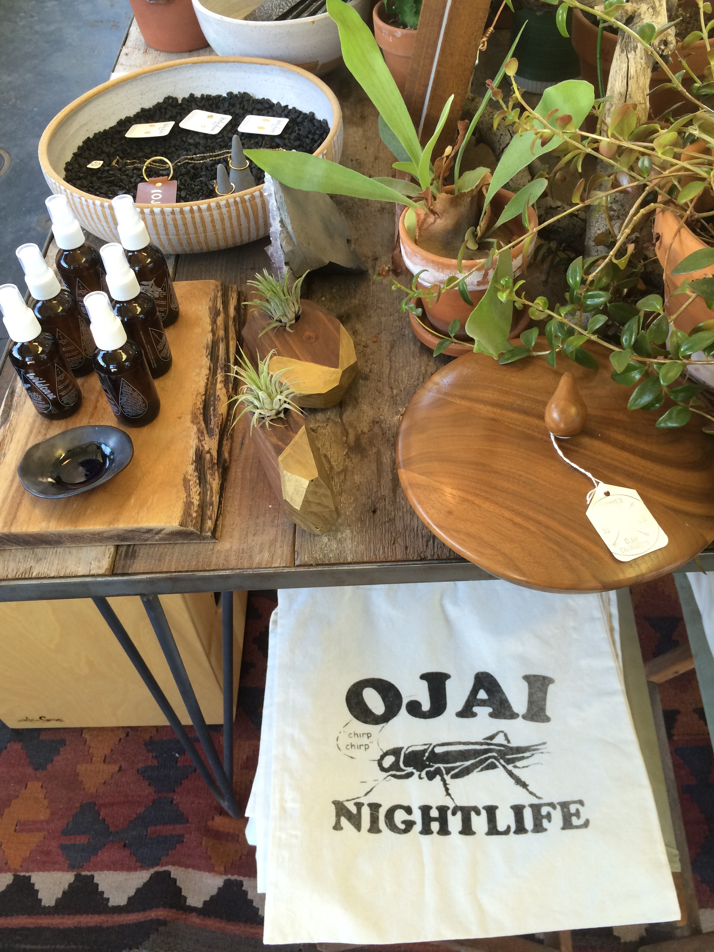 SUMMER CAMP store, Ojai California - 3 Days*