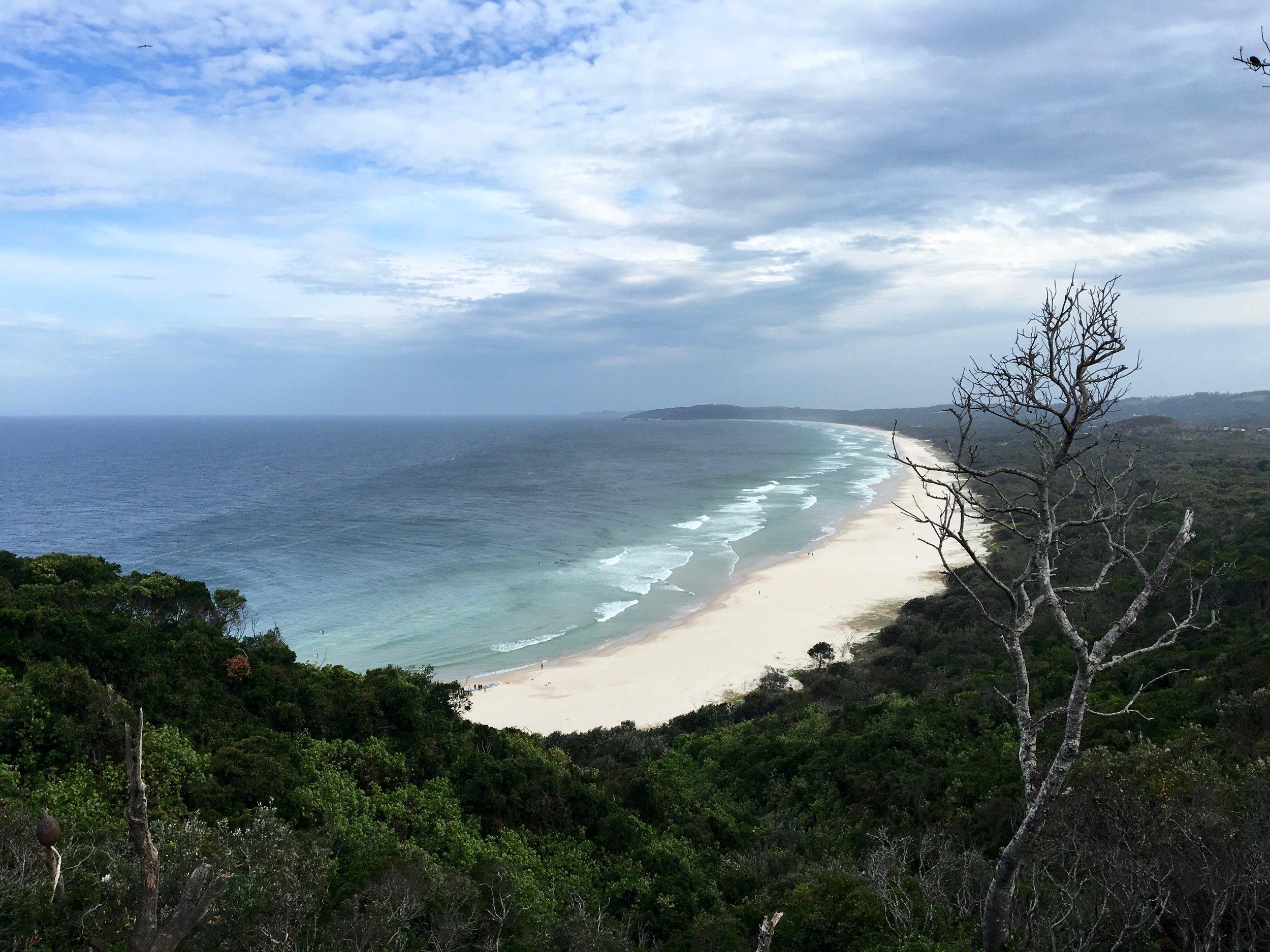 White Sand Tallow Beach, Byron Bay Australia - 3 Days*