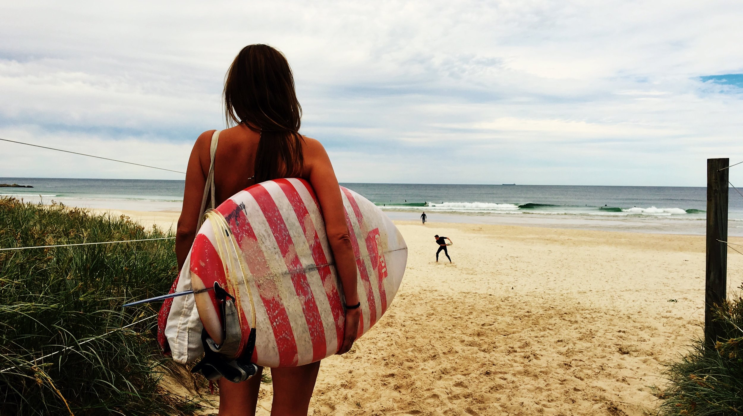 surfboard beach bali 3 days