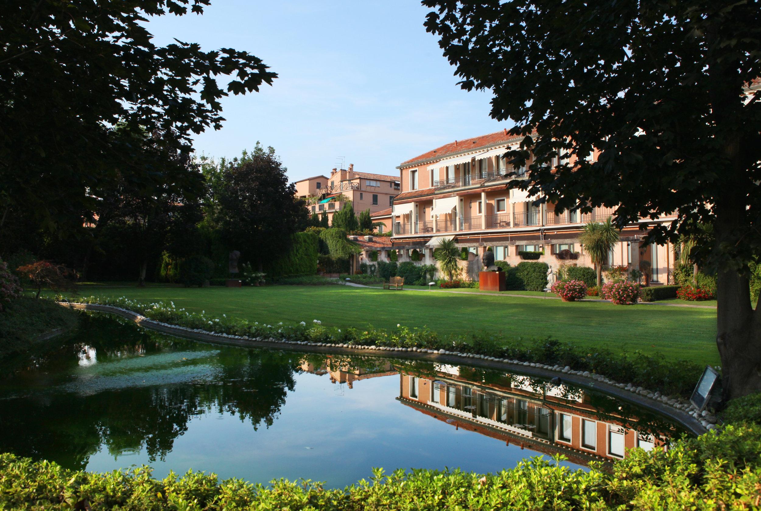 Belmond Hotel Cirpiani, Venice, Photo: Courtesy of Larkin Clark