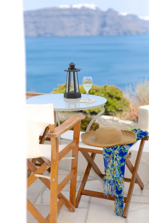 Santorini, Greece, Photo:Larkin Clark