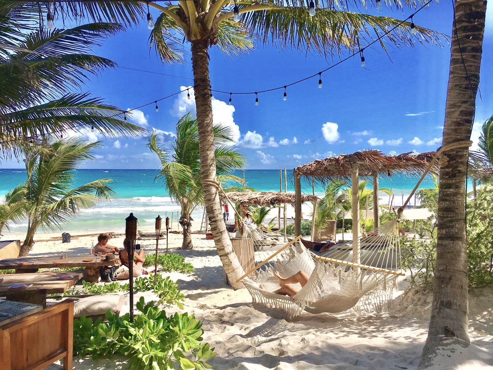 Andrea Emmerich, Tulum Beach, Mexico - 3 Days*