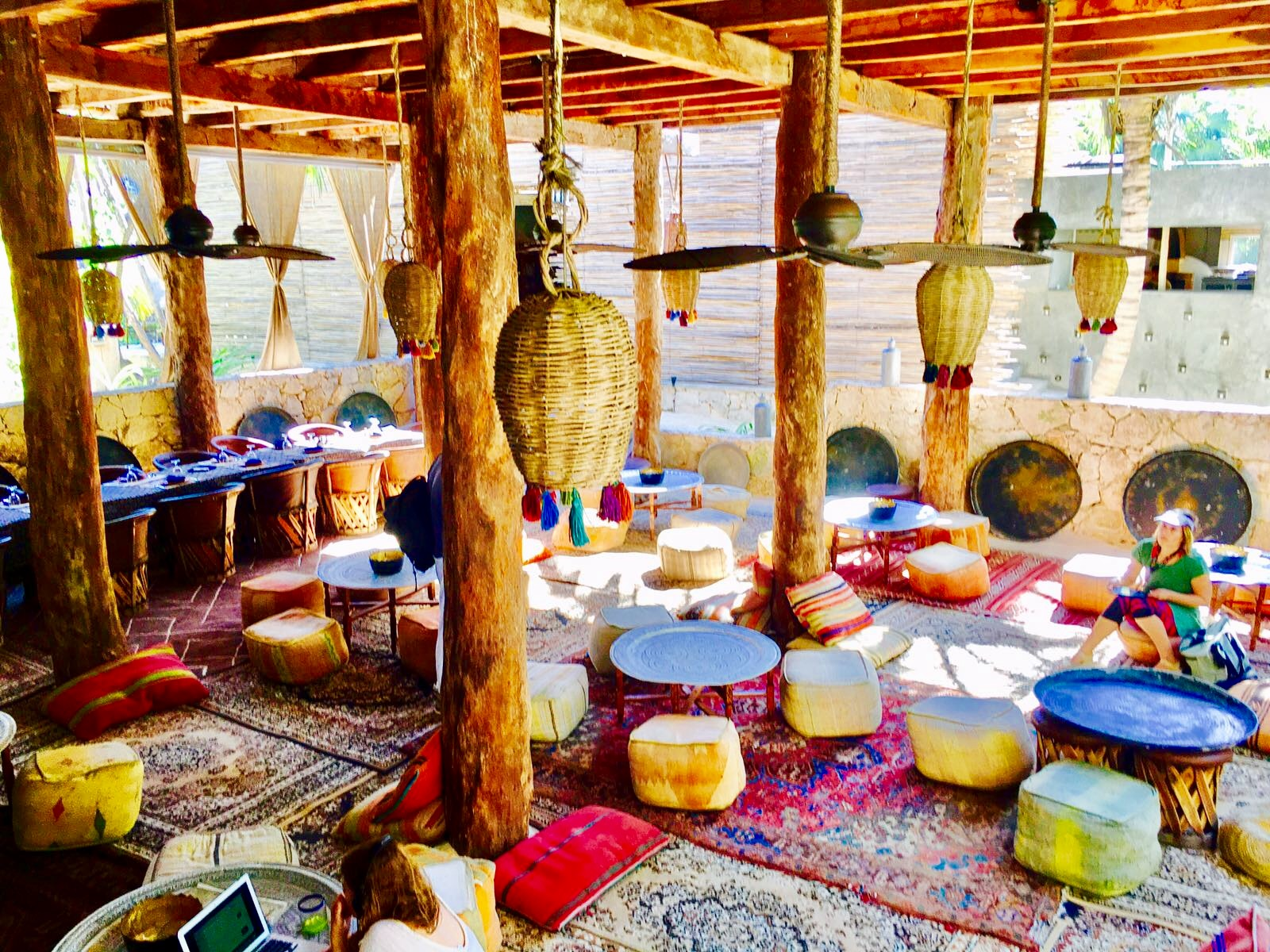 Andrea Emmerich, Nomad Hotel Tulum, Yucatan, Mexico - 3 Days*