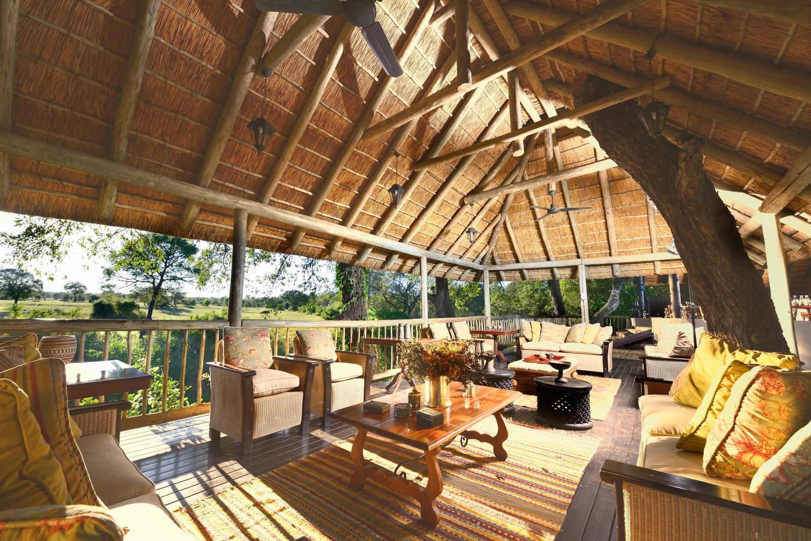 Earth Lodge, South Africa, Roland Emmerich, 3 Days* - 📸 Sabi Sabi
