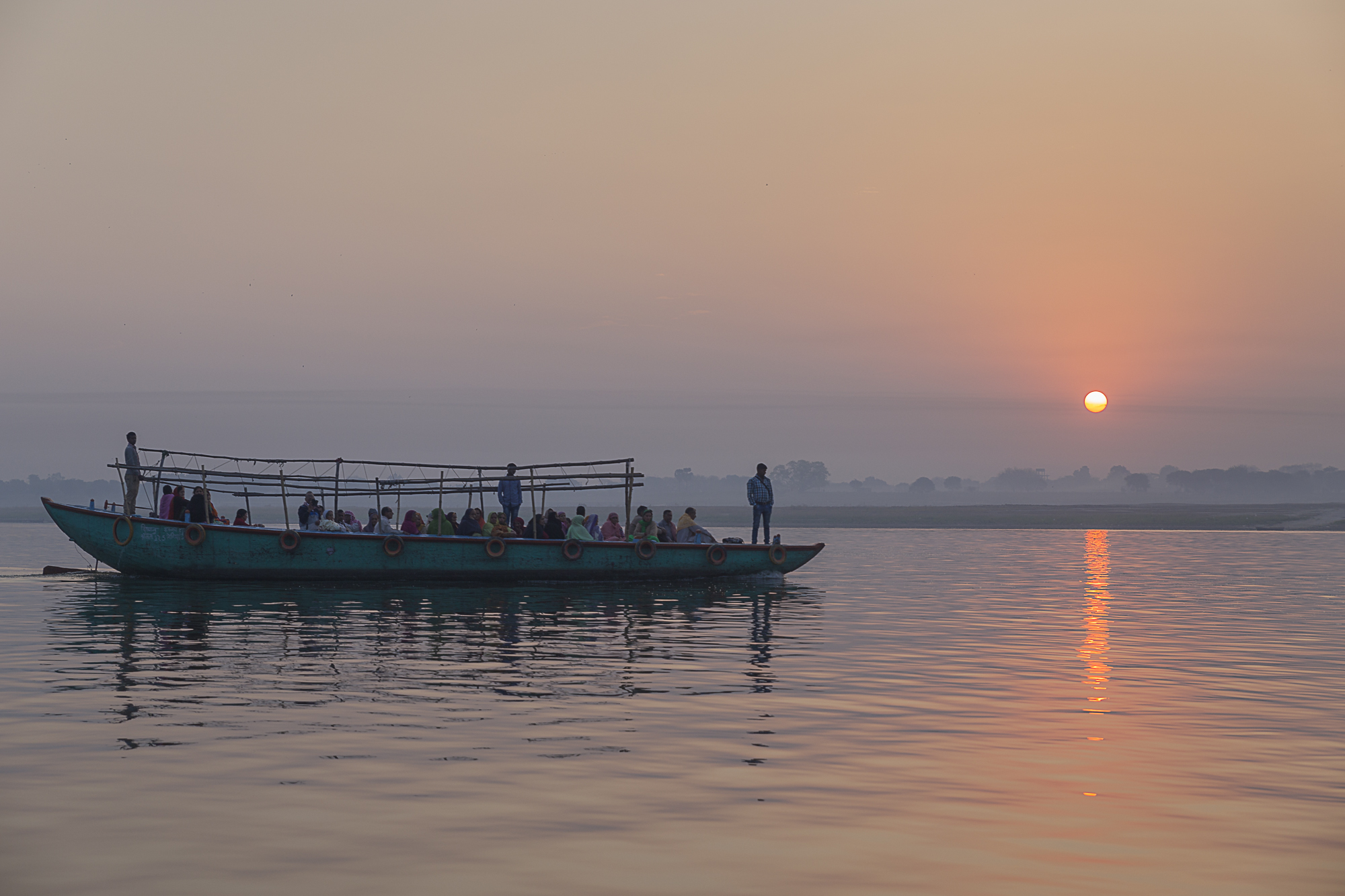 Varanasi, India - sunrise on the Ganges, 3 Days* - Barbara Huber